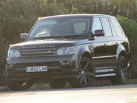 USED 2011 02 LAND ROVER RANGE ROVER SPORT 3.0 SDV6 HSE 5d AUTO 255 BHP