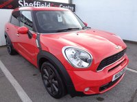 2012 MINI COUNTRYMAN 1.6 COOPER S ALL4 5d 184 BHP £9375.00