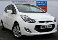 USED 2014 64 HYUNDAI IX20 1.4 STYLE 5d Petrol Family MPV with Low Mileage and High 50mpg Economy **LOW MILEAGE FOR AGE**