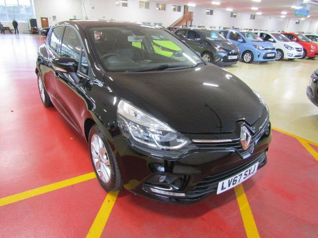View our 2017 67 RENAULT CLIO 1.1 DYNAMIQUE NAV 5d 73 BHP