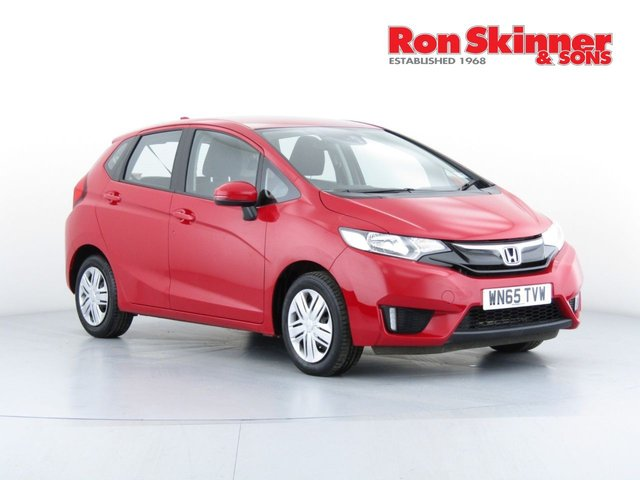 View our 2015 65 HONDA JAZZ 1.3 I-VTEC S 5d 101 BHP