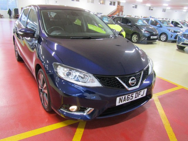 View our 2015 65 NISSAN PULSAR 1.5 N-TEC DCI 5d 110 BHP