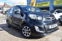 USED 2011 61 KIA PICANTO 1.0 1 AIR 5d 68 BHP NO DEPOSIT FINANCE AVAILABLE