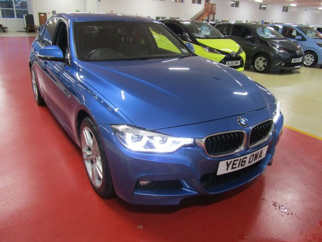 View our 2016 16 BMW 3 SERIES 2.0 320D XDRIVE M SPORT 4d AUTO 188 BHP