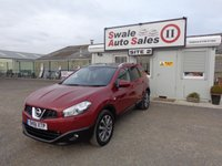USED 2011 61 NISSAN QASHQAI 2.0 TEKNA PLUS DCI 2 4WD 148 BHP £52 PER WEEK, NO DEPOSIT - SEE FINANCE LINK