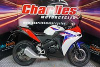 2011 HONDA CBR Low mileage CBR 125 R Finance available. £2295.00