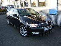 2013 SKODA OCTAVIA 2.0 ELEGANCE TDI CR 5d 148 BHP Sat-Nav £9480.00