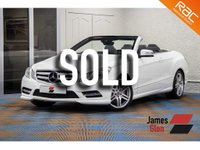 USED 2013 M MERCEDES-BENZ E CLASS 2.1 E250 CDI BLUEEFFICIENCY SPORT 2d AUTO 204 BHP Low Mileage | High Specification