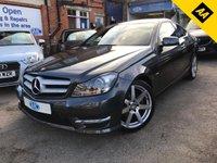 2012 MERCEDES-BENZ C CLASS 2.1 C250 CDI BLUEEFFICIENCY AMG SPORT 2d 204 BHP £6500.00