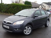 USED 2008 FORD FOCUS 1.8 STYLE 5d 125 BHP ZERO DEPOSIT FINANCE AVAILABLE
