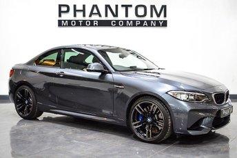 2016 BMW M2 3.0 M2 2d AUTO 365 BHP £34890.00