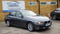 2014 BMW 3 SERIES 2.0 320D EFFICIENTDYNAMICS BUSINESS 4d 161 BHP £9984.00