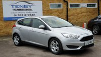 2015 FORD FOCUS 1.5 STYLE TDCI 5d 118 BHP £7484.00