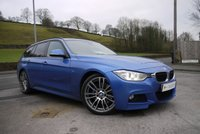 USED 2014 14 BMW 3 SERIES 2.0 320D M SPORT TOURING 5d 181 BHP UPGRADE ALLOYS AND SOUND