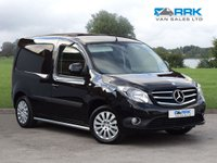 2018 MERCEDES-BENZ CITAN  109 VAN LONG SPORT £12490.00