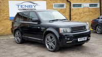 USED 2010 10 LAND ROVER RANGE ROVER SPORT 3.0 TDV6 SE 5d AUTO 245 BHP OVERFINCH