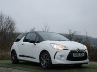 USED 2016 65 DS DS 3 1.2 PURETECH DSTYLE NAV S/S 3d 109 BHP