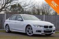 USED 2015 65 BMW 3 SERIES 2.0 320D XDRIVE M SPORT 4d AUTO 188 BHP £0 DEPOSIT BUY NOW PAY LATER - 1 OWNER - FULL BMW S/H - NAV