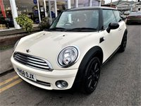2008 MINI HATCH COOPER 1.6 COOPER 3d 118 BHP £4495.00