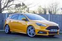 2015 FORD FOCUS 2.0 ST-3 TDCI 5d 183 BHP £14750.00