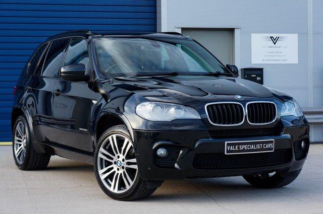 2012 62 BMW X5 3.0 XDRIVE30D M SPORT AUTO