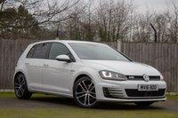 2016 VOLKSWAGEN GOLF 2.0 GTD DSG 5d AUTO 182 BHP £16500.00