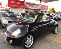 2003 FORD STREET KA 1.6 8V LUXURY 2d 94 BHP £1295.00