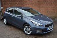 2012 KIA CEED 1.6 3 5d AUTO 133 BHP £6790.00
