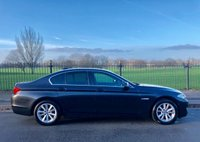 2012 BMW 5 SERIES 2.0 520D EFFICIENTDYNAMICS 4d 181 BHP £10995.00