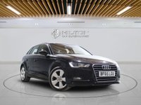 USED 2015 65 AUDI A3 2.0 TDI SPORT 5d AUTO 148 BHP - EURO 6 Well-Maintained by Only 1 Owner - 0% DEPOSIT FINANCE AVAILABLE