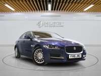 USED 2016 16 JAGUAR XE 2.0 R-SPORT 4d AUTO 161 BHP +   AIR CON + LEATHER SEATS + BLUETOOTH