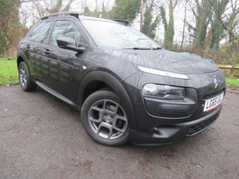 2015 CITROEN C4 CACTUS 1.6 BLUEHDI FEEL 5d  £7290.00