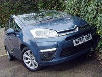 USED 2010 60 CITROEN C4 GRAND PICASSO 1.6 VTR PLUS HDI 5d 110 BHP