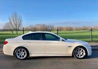 2012 BMW 5 SERIES 2.0 520D M SPORT 4d AUTO 181 BHP £12695.00