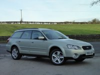 USED 2006 06 SUBARU OUTBACK 3.0 R AWD 5d AUTO 245 BHP ONE OWNER, FULL SUBARU SERVICE HISTORY, STUNNING AND UNREPLACEABLE