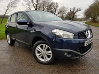 2011 NISSAN QASHQAI 1.6 ACENTA 5d + 2 FORMER KEEPERS + PARKING SENSORS £4475.00