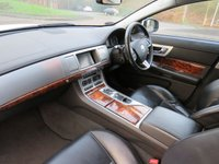 USED 2012 62 JAGUAR XF 2.2 D PREMIUM LUXURY SPORTBRAKE 5d AUTO 200 BHP