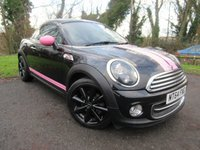 USED 2014 64 MINI COUPE 1.6 COOPER 2d AUTO coupe **AUTOMATIC COUPE**
