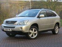 2006 LEXUS RX