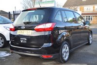 USED 2012 62 FORD GRAND C-MAX 1.6 ZETEC 5d 124 BHP, 7 Seater