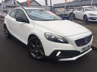2015 VOLVO V40 2.0 D2 CROSS COUNTRY LUX 5d AUTO 118 BHP £10977.00