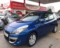 2011 RENAULT SCENIC 1.5 EXPRESSION DCI 5d 110 BHP £3495.00