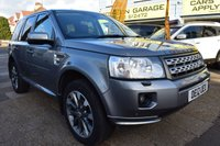 USED 2012 12 LAND ROVER FREELANDER 2.2 SD4 HSE 5d AUTO 190 BHP COMES WITH 6 MONTHS WARRANTY