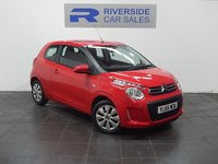 USED 2016 65 CITROEN C1 1.0 FEEL 3d 68 BHP