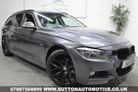 USED 2013 13 BMW 3 SERIES 2.0 318D SPORT TOURING 5d AUTO 141 BHP