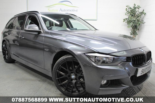 2013 13 BMW 3 SERIES 2.0 318D SPORT TOURING 5d AUTO 141 BHP