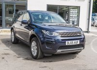 USED 2015 65 LAND ROVER DISCOVERY SPORT 2.0 TD4 SE 5d 180 BHP