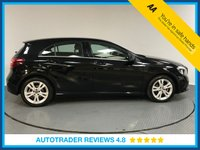 USED 2015 65 MERCEDES-BENZ A CLASS 1.5 A 180 D SPORT 5d AUTO 107 BHP MERCEDES HISTORY - ONE OWNER - SAT NAV - FULL LEATHER - AIR CON - BLUETOOTH - CRUISE CONTROL