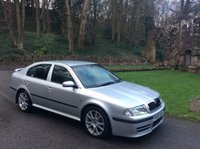 USED 2005 55 SKODA OCTAVIA 1.8 RS TURBO 5d 177 BHP **ZERO DEPOSIT FINANCE AVAILABLE** PART EXCHANGE WELCOME
