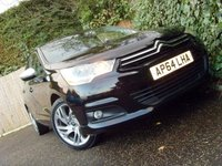 USED 2015 64 CITROEN C4 1.6 HDI SELECTION 5d 91 BHP